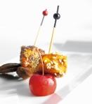 pepite de foie gras congelées