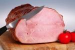roti de porc cuit
